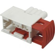 Narrow band connector