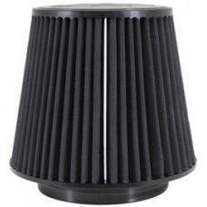 Black universal air filter