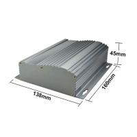 Universal aluminium mountable casing