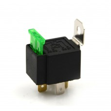 Fused Relay 12V 30A classic on/off