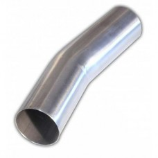 Stainless steel elbow 15°