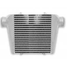 Universal intercooler 280x300x76mm - 63mm