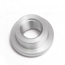 Weldable aluminium 1/8 NPT bung
