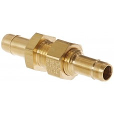 Bulkhead Brass Pipe fitting