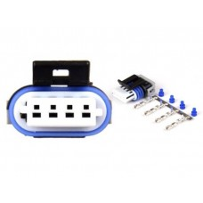 Coil near plug connector kit