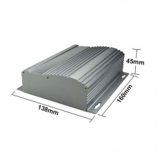 Universal aluminium mountable casing