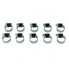 Hose Clamps Black