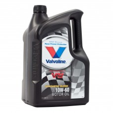 Valvoline 10W60 VR1 racing-alcohol suitable